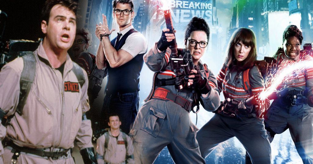 Ghostbusters Reboot Paul Feig