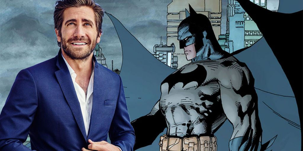 Jake Gyllenhaal Batman DC