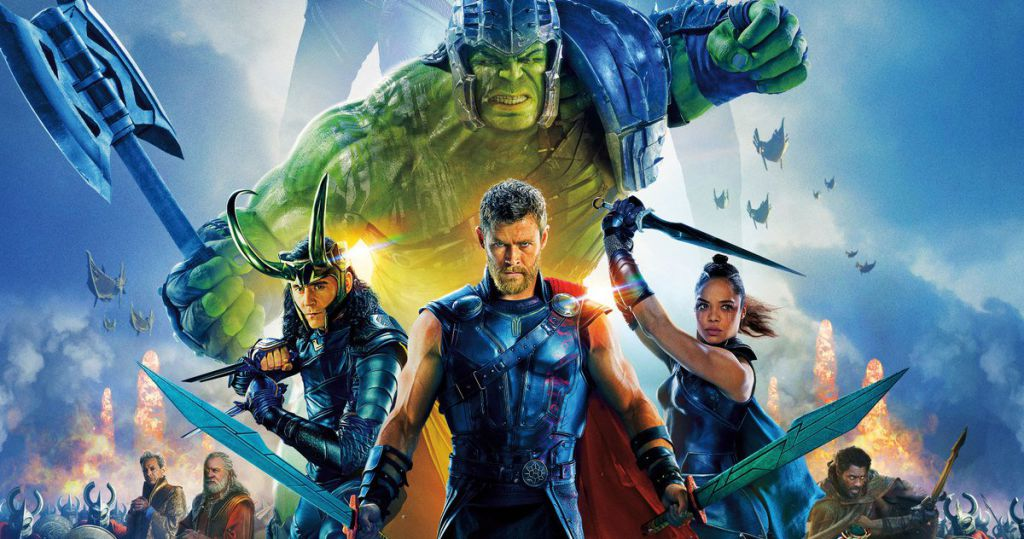 Planet Hulk Thor Ragnarok