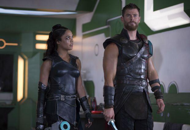 Original Ragnarok Script Had Romance Between Thor and Valkyrie