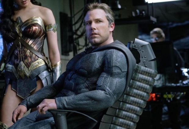 """Ben Affleck Wants His Batman-DC Exit to be """"Graceful and Cool"""""""