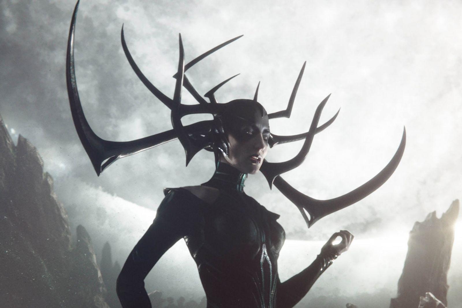 Cate Blanchett in Thor Ragnarok