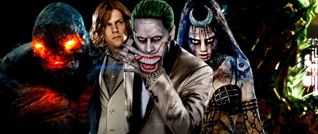 DCEU Villains