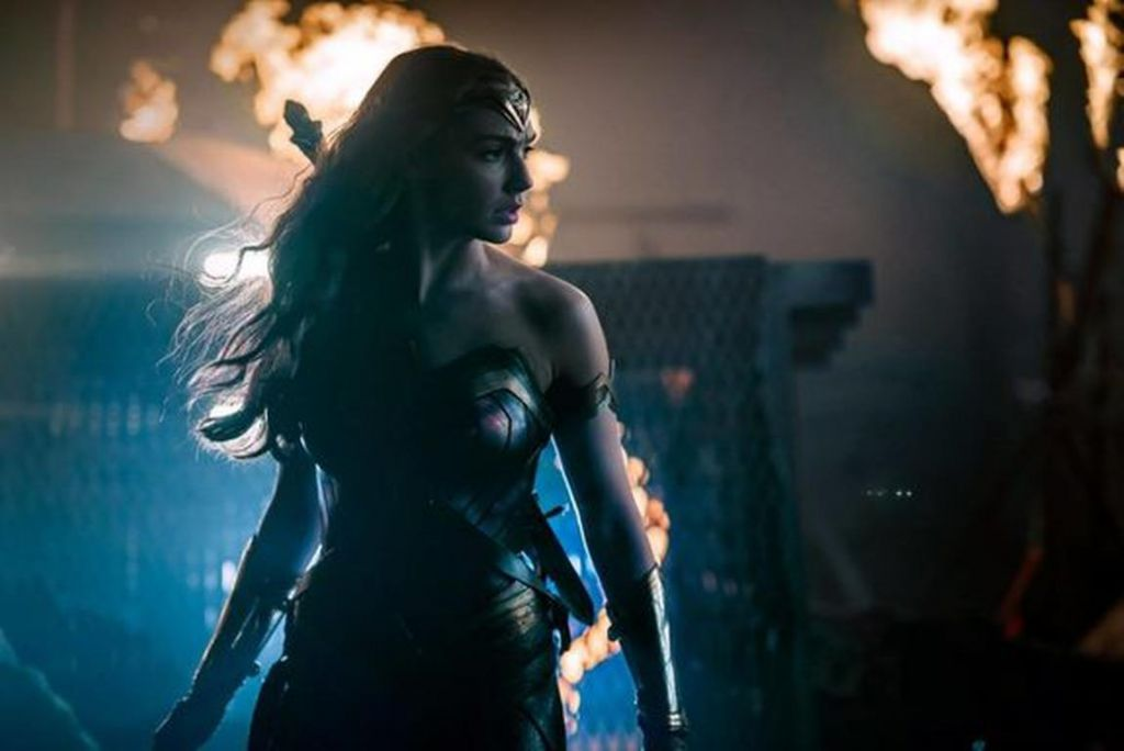 Gal Gadot Justice League