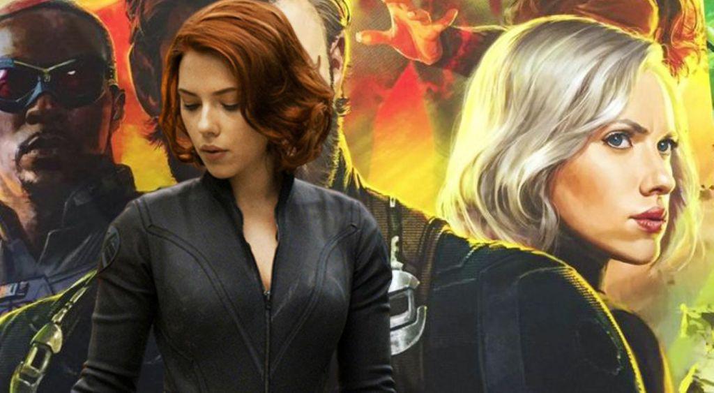 Infinity War Black Widow Marvel