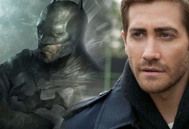 Matt Reeves Earmarks Jake Gyllenhaal as New Batman For His Trilogy