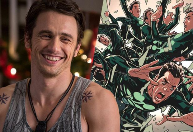 James Franco To Front X-Men Marvel Spinoff Multiple Man