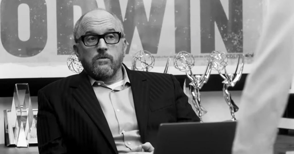 Louis CK I Love You Daddy