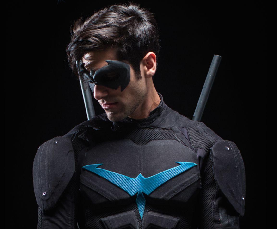 Nightwing open auditions on now as dceu picture enters pre - Super batman movie ...