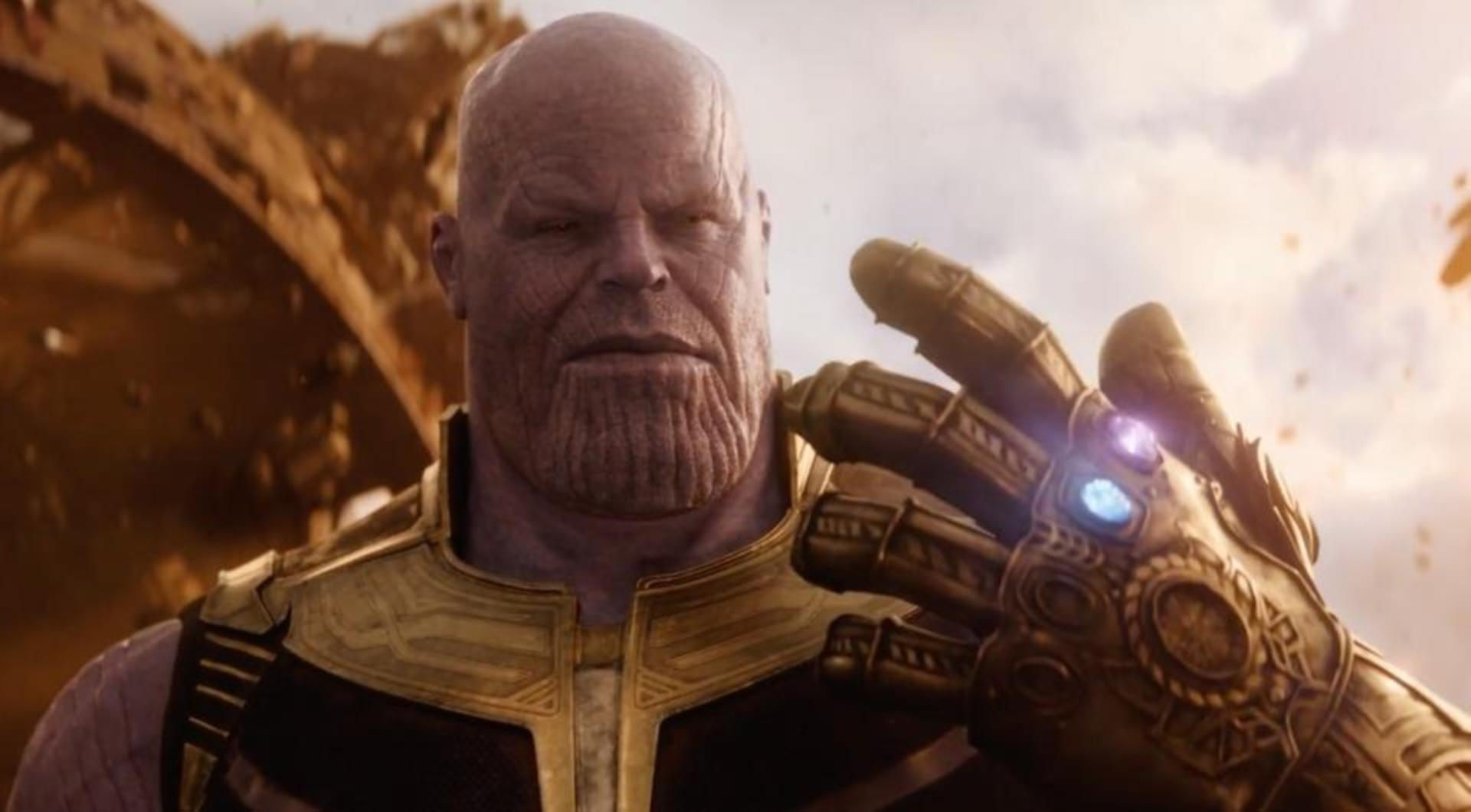 The Power of Thanos: Why You Cannot Miss The Opening 5 ...  Thanos