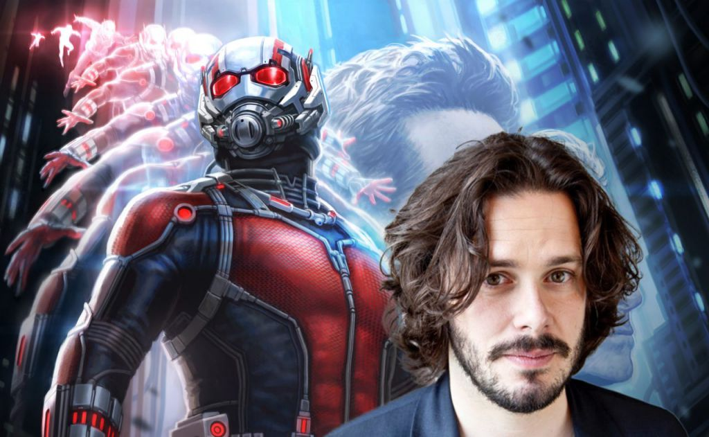 Edgar Wright Ant-Man Marvel