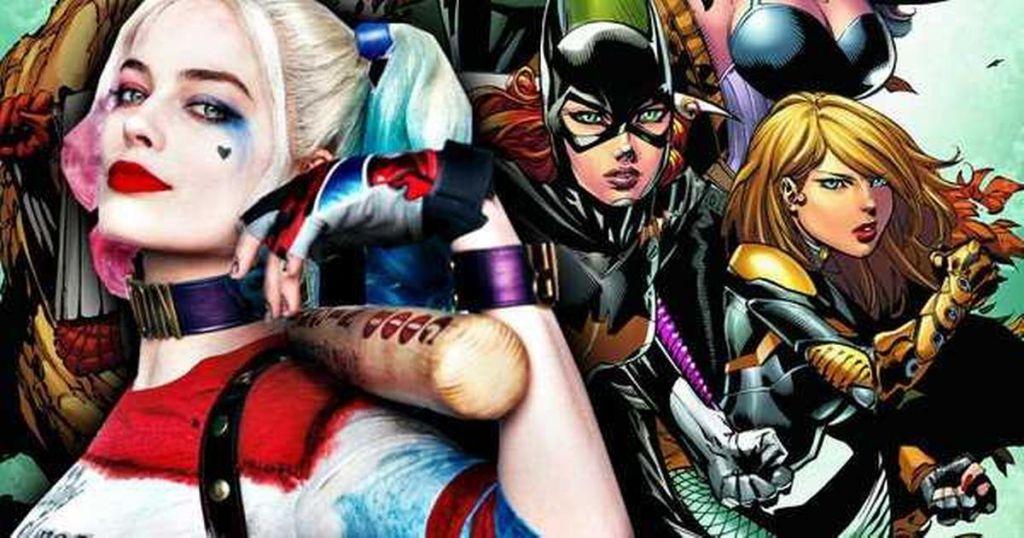 Gotham City Sirens Harley Quinn
