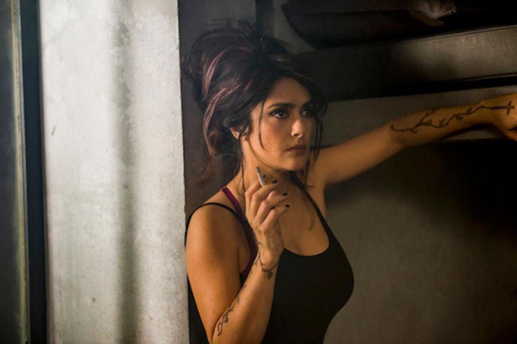 Hitman's Bodyguard Salma Hayek