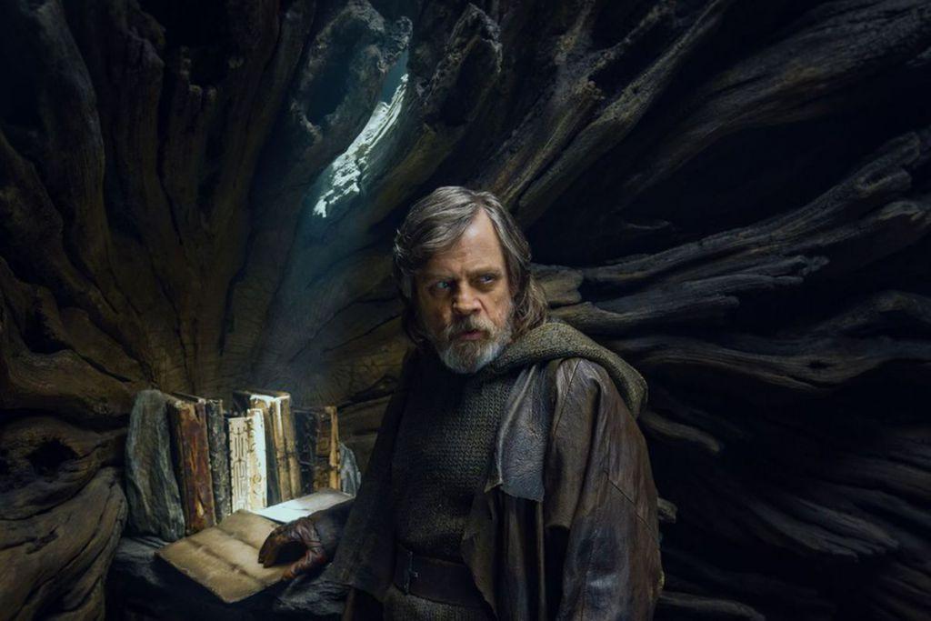 Luke Skywalker Last Jedi Reviews