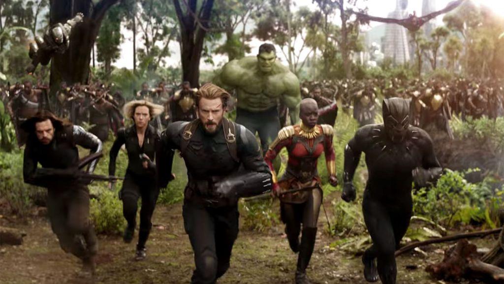 Marvel Avengers: Infinity War Thanos