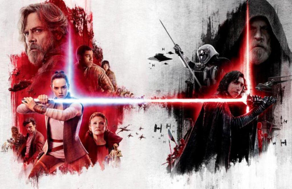 Star Wars Last Jedi Good vs Evil