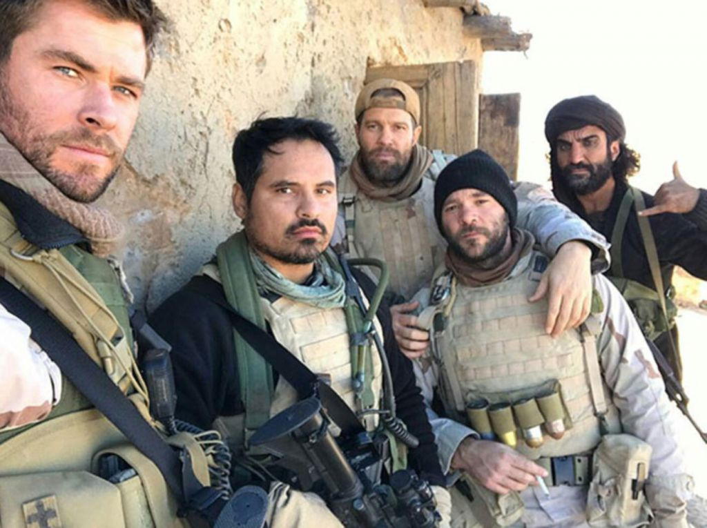 Michael Pena 12 Strong