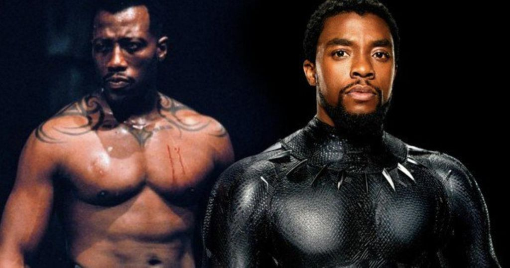 Black Panther Movie Wesley Snipes
