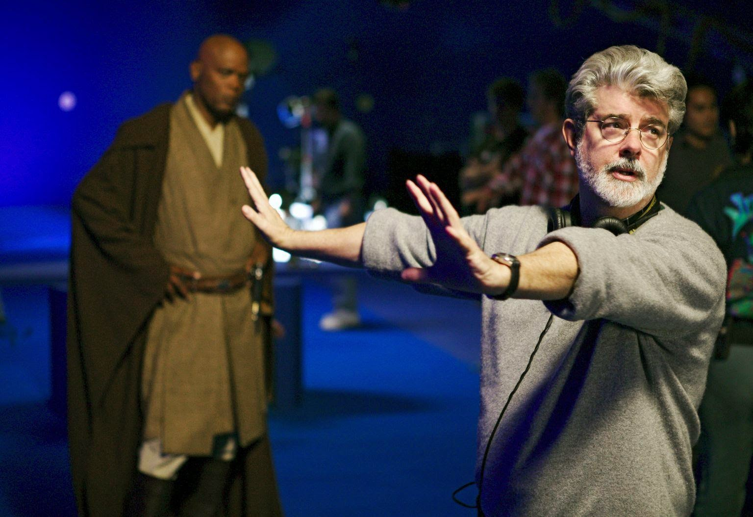george lucas and movies no future essay Beyond its status as the first star wars movie the prequels signal a troubling lack of interest from writer-director george lucas in and when the future.