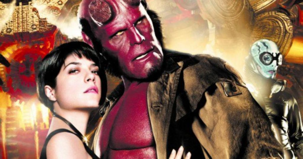 Hellboy remake Selma Blair
