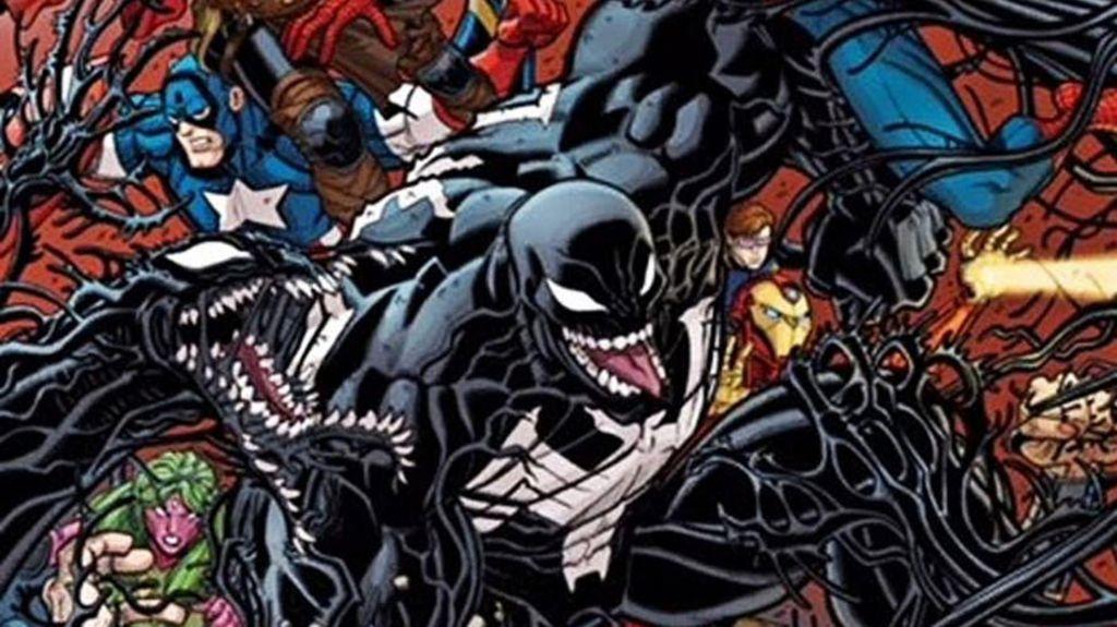 Venomized Venomverse