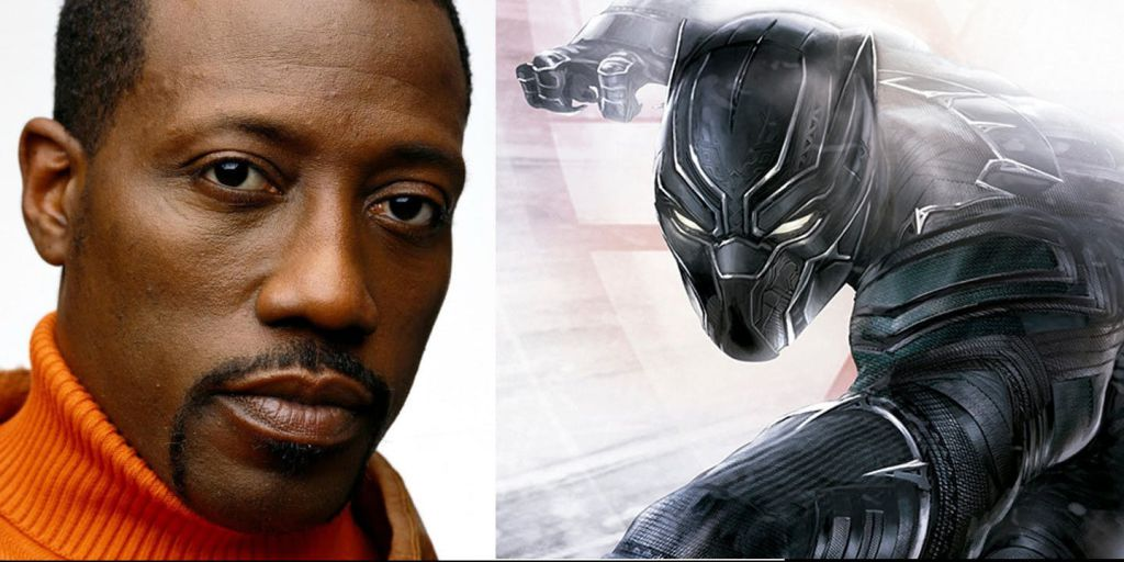 Wesley Snipes Black Panther