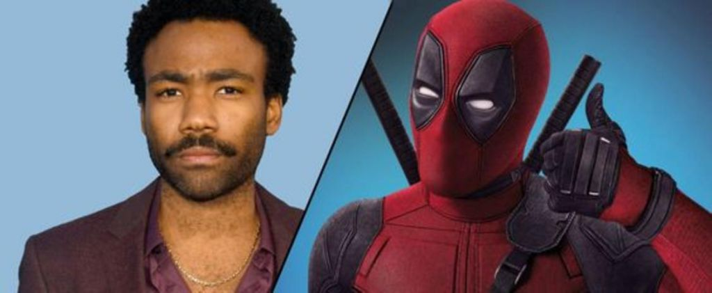 Donald Glover Deadpool
