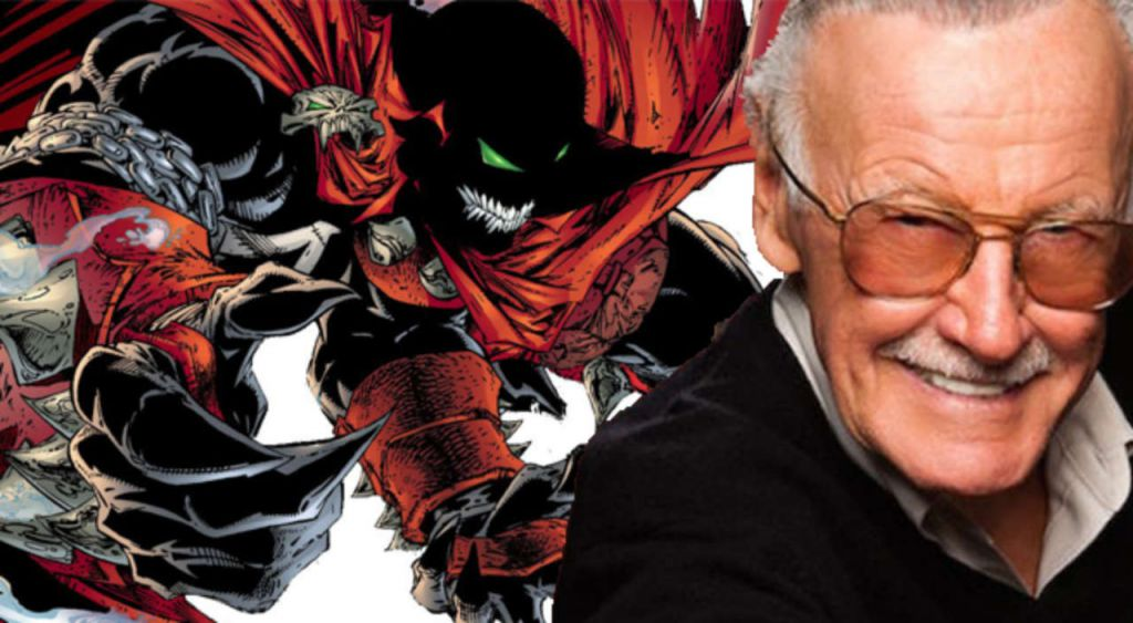 Spawn Stan Lee