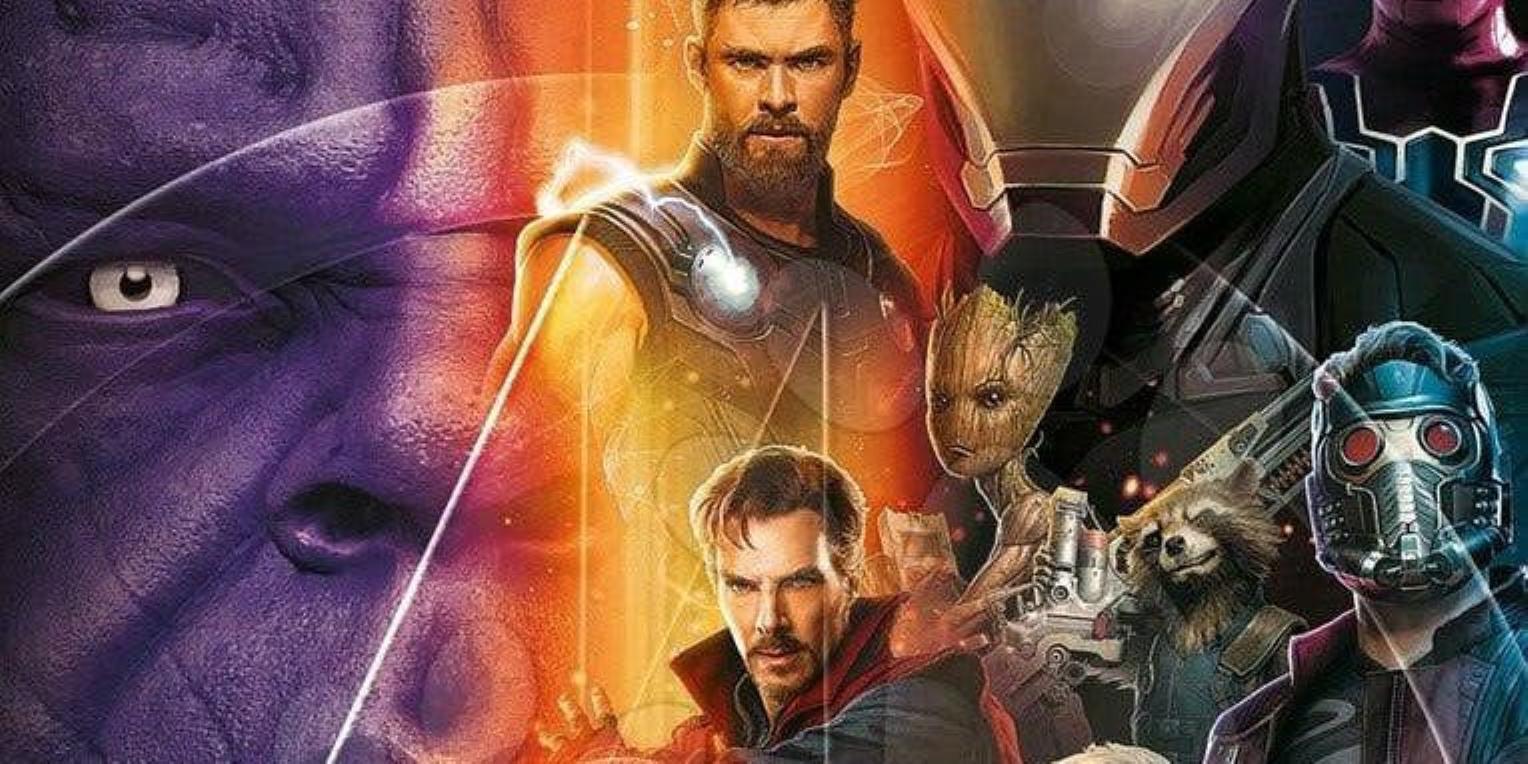 Avengers: Infinity War Runtime Showcases Longest MCU Title Yet: Report
