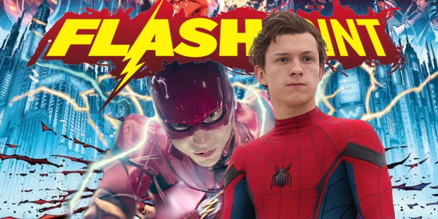 Flashpoint Directors: This Is The DCEU's Answer To Spider-Man