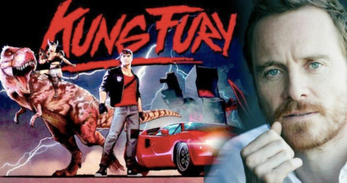 Kung Fury Feature Film Scores Star Michael Fassbender
