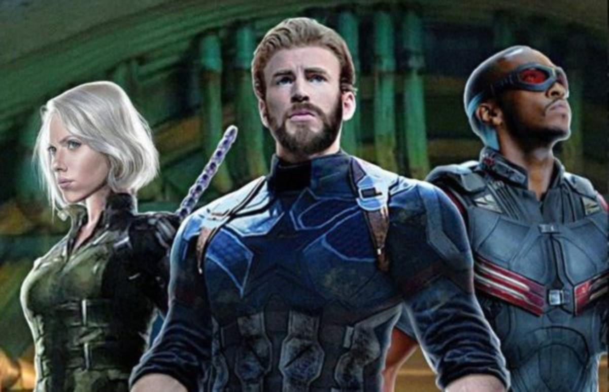 Chris Evans Confirms Black Widow Movie For MCU