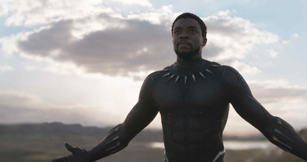 Black Panther Chadwick