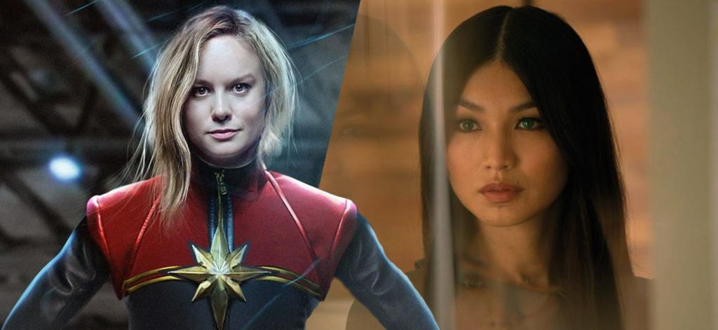 Gemma Chan Captain Marvel