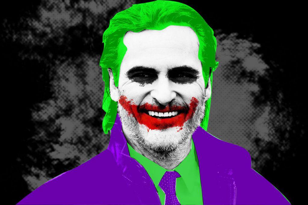 Joaquin Phoenix DC Joker