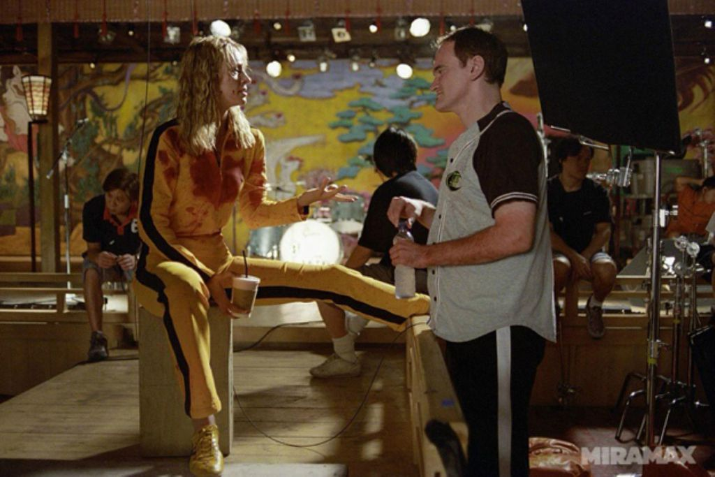 Kill Bill Behind the Scenes
