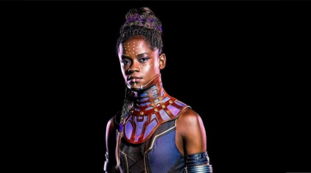 Letitia Black Panther