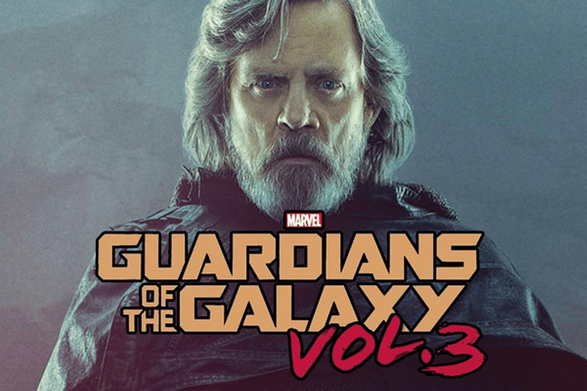 Mark Hamill Talks To James Gunn About Guardians of the Galaxy Vol. 3 Role