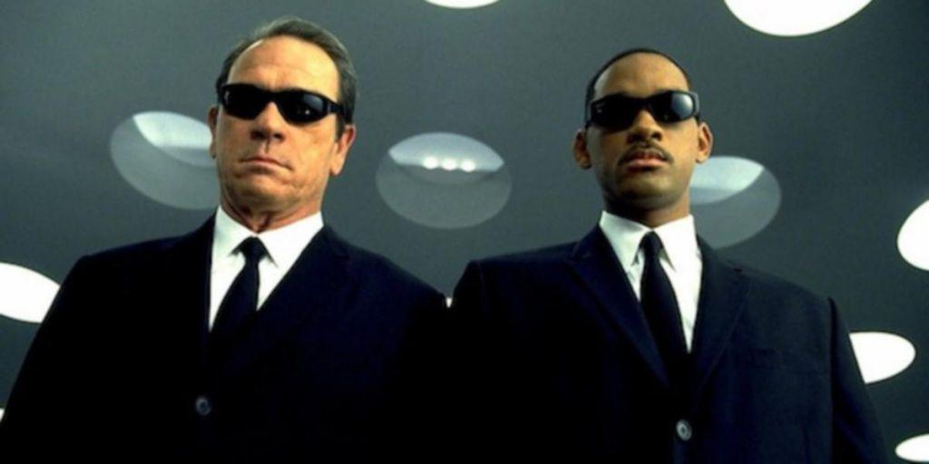 Men in Black Agents
