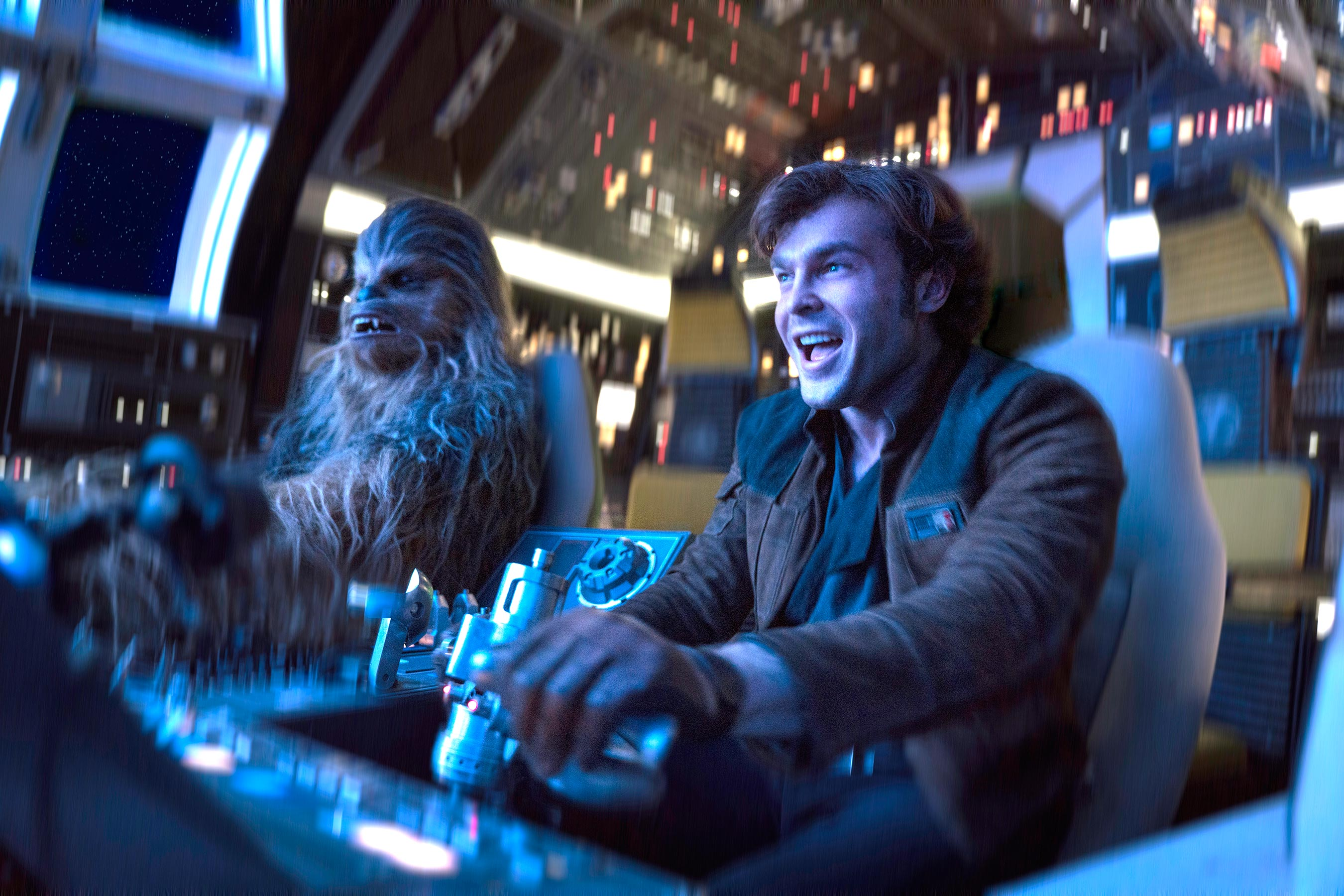 Solo: A Star Wars Story Inspired By Heat and The Big Lebowski, Releases New Poster