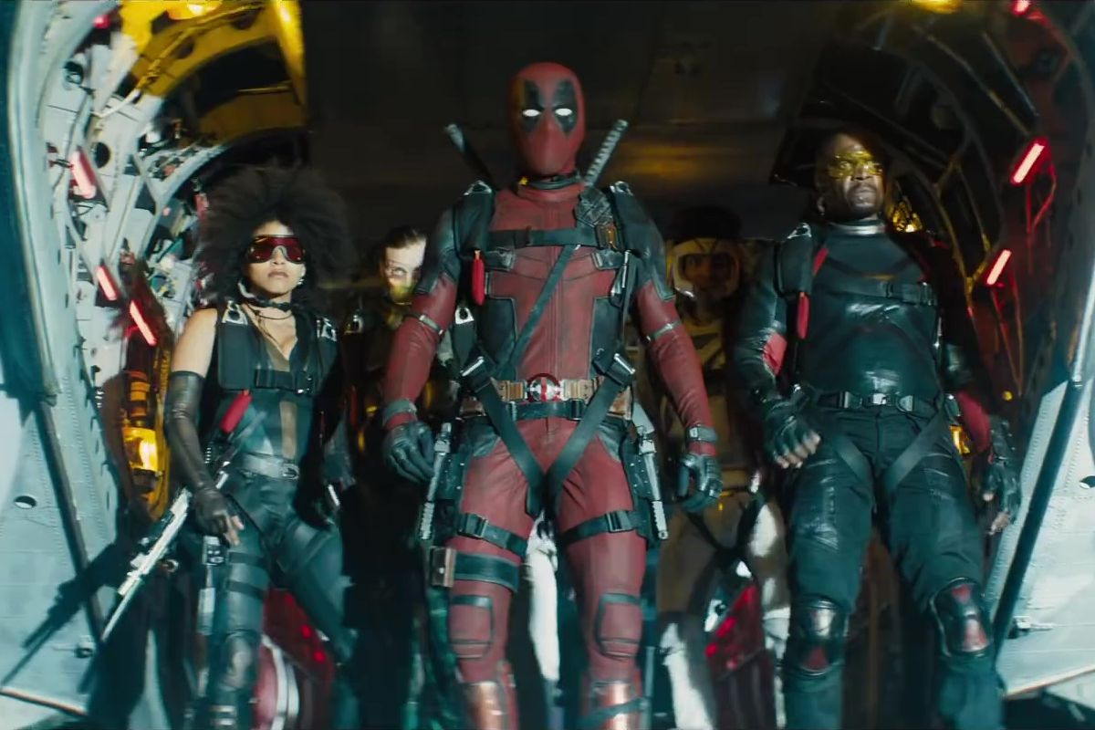 Deadpool 2: Terry Crews An X-Force Member, Bill Skarsgard Suggested