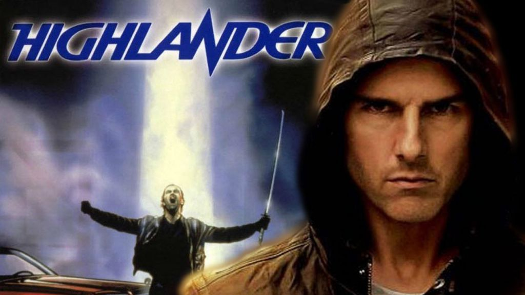Highlander Tom Cruise