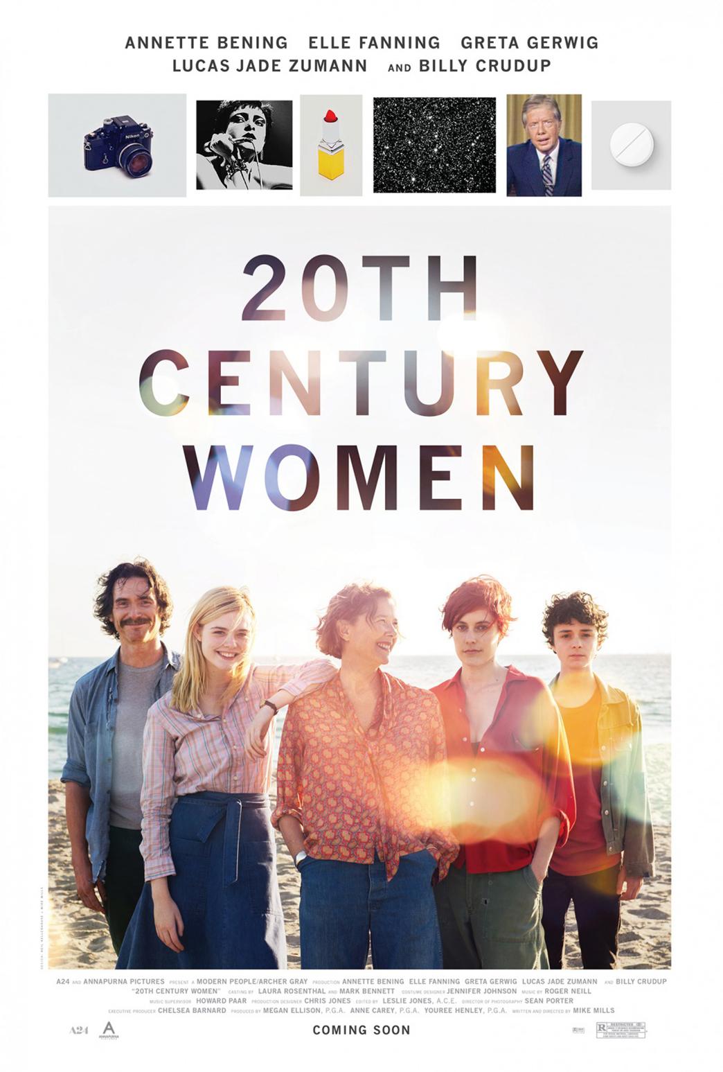 20th Century Women Poster #1