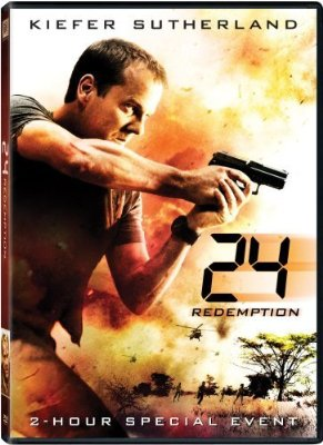 24: Redemption Poster #2