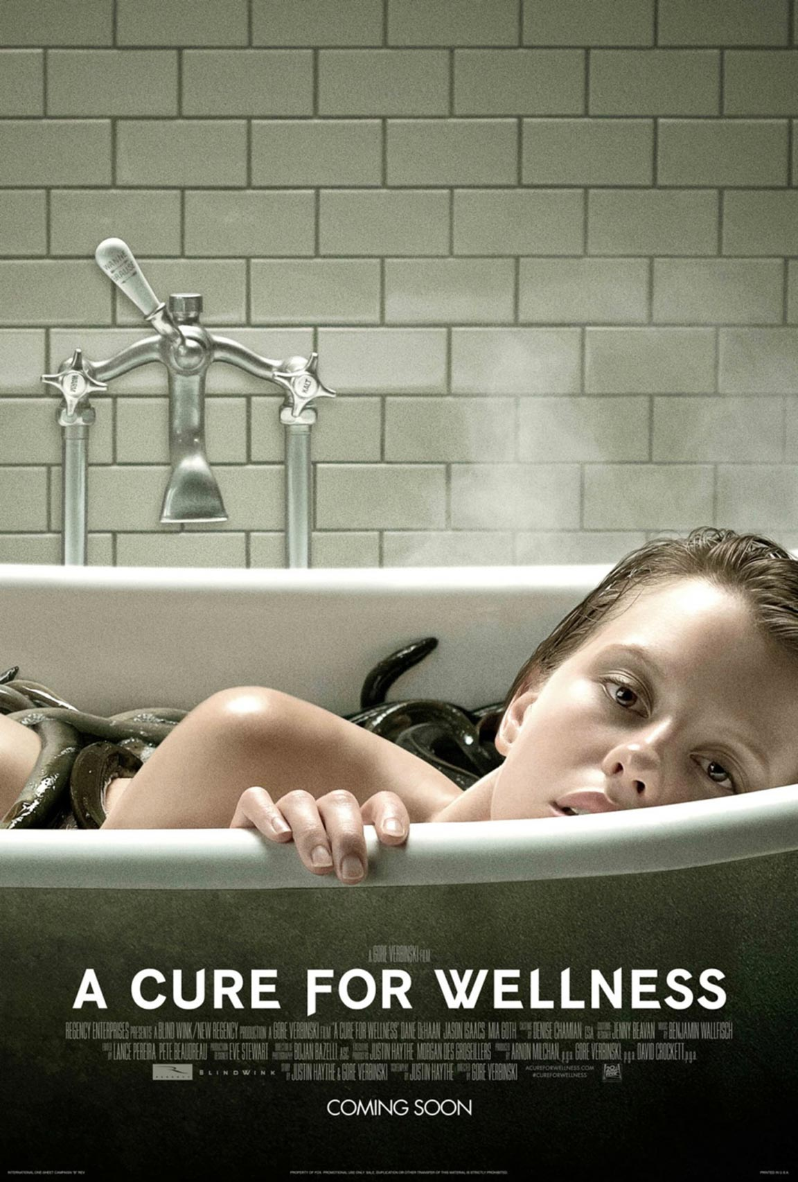 A Cure for Wellness Poster #2