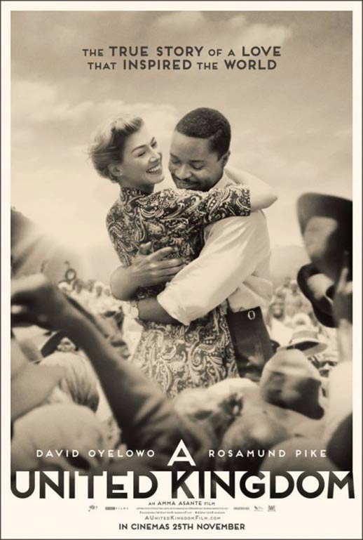 A United Kingdom Poster #2