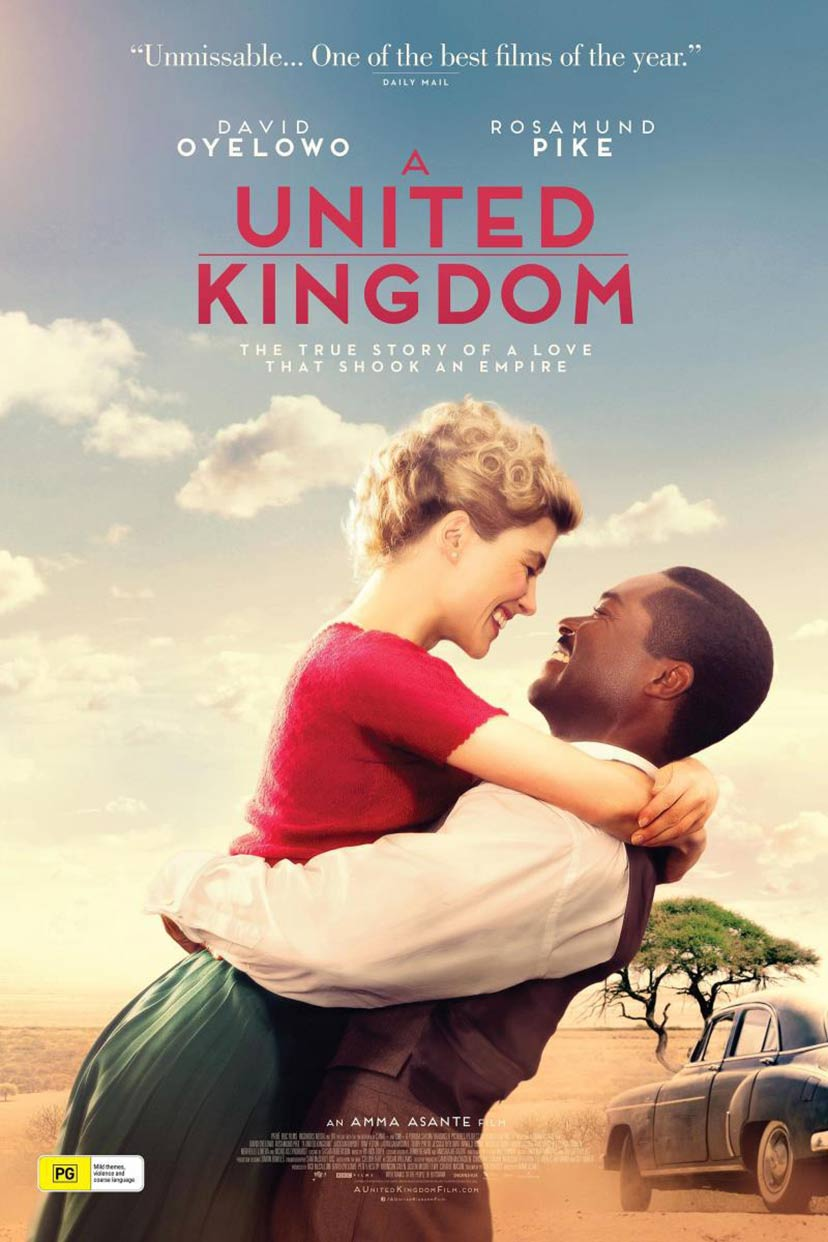 A United Kingdom Poster #5