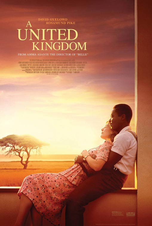 A United Kingdom Poster #6