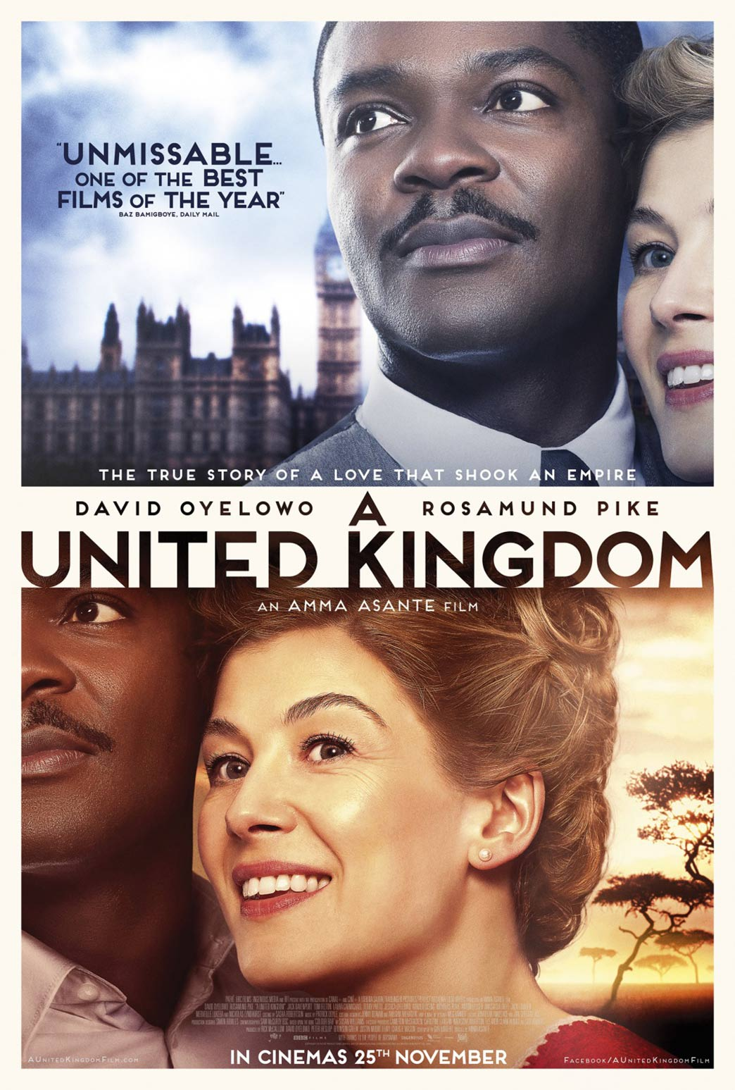 A United Kingdom Poster #1