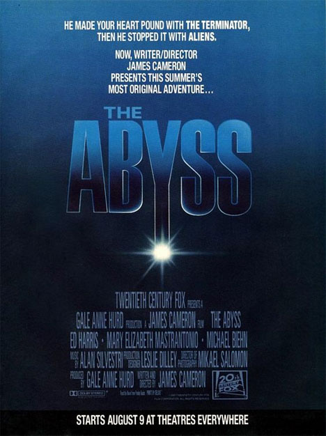 The Abyss Poster #1